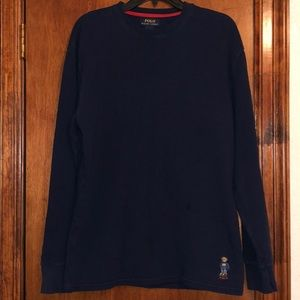 Other - Ralph Lauren teddy bear pajama Top